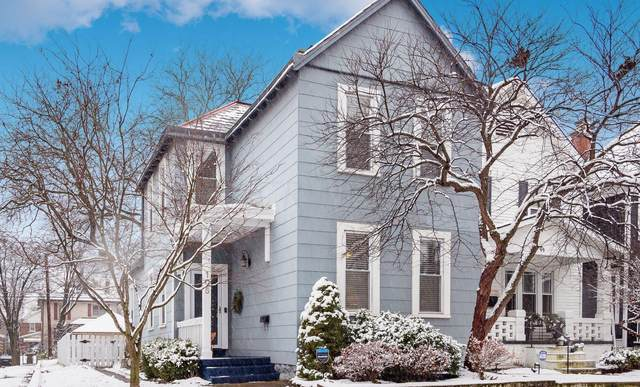105 E Gates Street, Columbus, OH 43206 (MLS #220043437) :: Berkshire Hathaway HomeServices Crager Tobin Real Estate