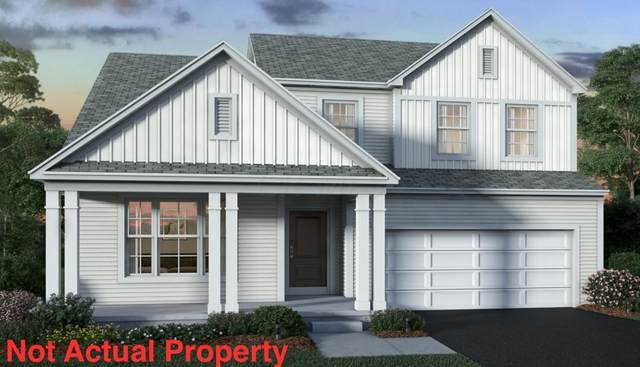 2769 Newbern Drive E Lot 116, Blacklick, OH 43004 (MLS #220043444) :: The Jeff and Neal Team | Nth Degree Realty