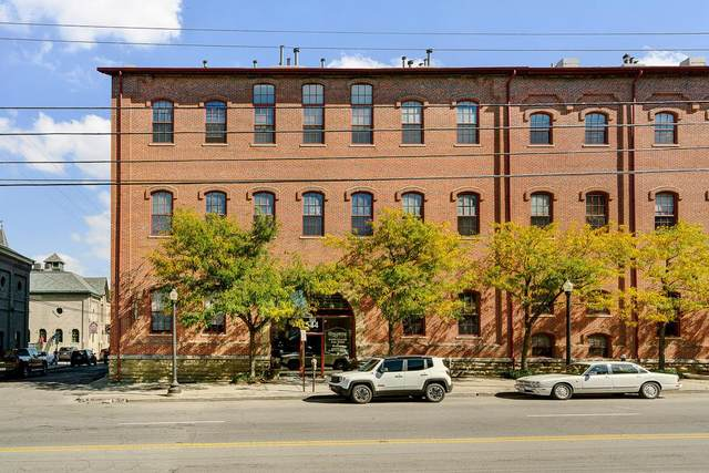 544 S Front Street #109, Columbus, OH 43215 (MLS #220043499) :: Angel Oak Group