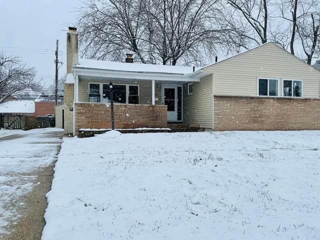 1443 Coburg Road, Columbus, OH 43227 (MLS #220043520) :: 3 Degrees Realty