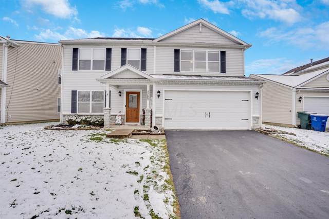 5468 Rothermund Drive, Canal Winchester, OH 43110 (MLS #220043540) :: Berkshire Hathaway HomeServices Crager Tobin Real Estate