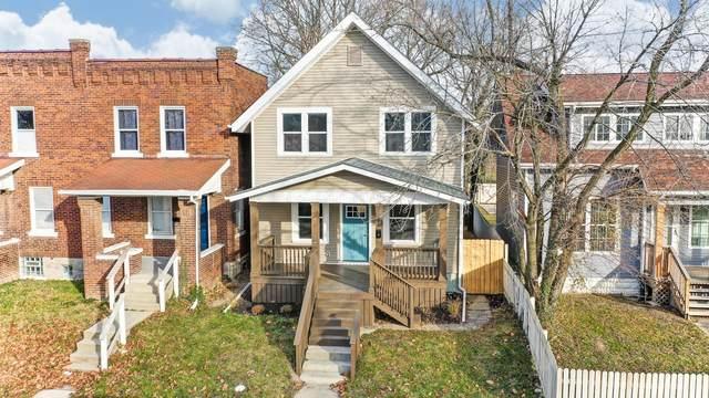 1198 E Whittier Street, Columbus, OH 43206 (MLS #220043623) :: 3 Degrees Realty