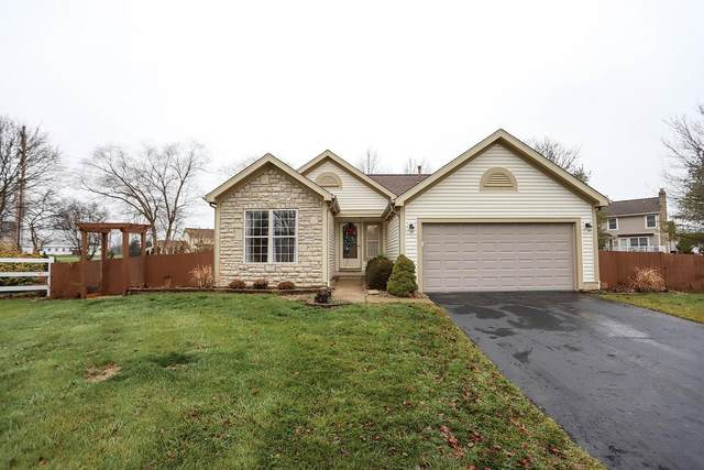 6404 Stretton Place, Canal Winchester, OH 43110 (MLS #220043675) :: RE/MAX Metro Plus