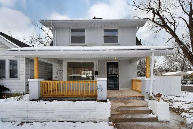 1647 Manchester Avenue, Columbus, OH 43211 (MLS #220043748) :: Shannon Grimm & Partners Team