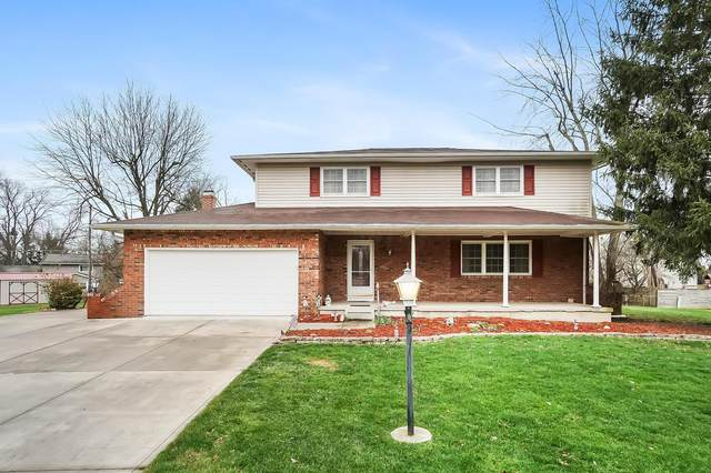3300 Tam O Shanter Place, Grove City, OH 43123 (MLS #220043775) :: Berkshire Hathaway HomeServices Crager Tobin Real Estate