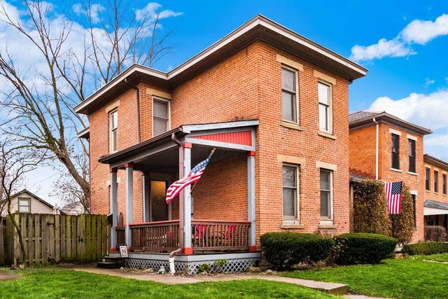 830 Summit Street, Columbus, OH 43215 (MLS #220043782) :: RE/MAX Metro Plus