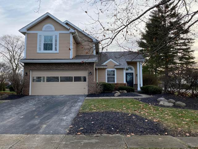 4158 Woodville Drive, Columbus, OH 43230 (MLS #220043826) :: Berkshire Hathaway HomeServices Crager Tobin Real Estate