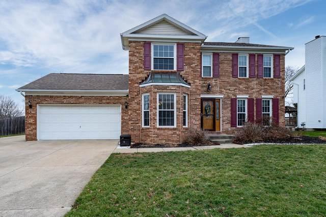 2829 Ashlar Drive, Springfield, OH 45503 (MLS #220043878) :: Core Ohio Realty Advisors