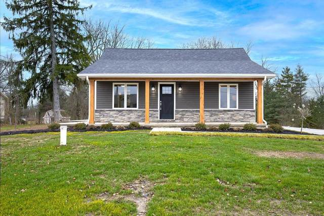 687 Shrine Road, Springfield, OH 45504 (MLS #220043927) :: The Jeff and Neal Team | Nth Degree Realty