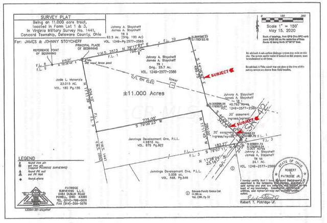 0 Us Hwy 42, Ostrander, OH 43061 (MLS #220043967) :: Sandy with Perfect Home Ohio
