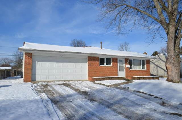 2525 Ilene Road, Columbus, OH 43232 (MLS #220043968) :: RE/MAX Metro Plus