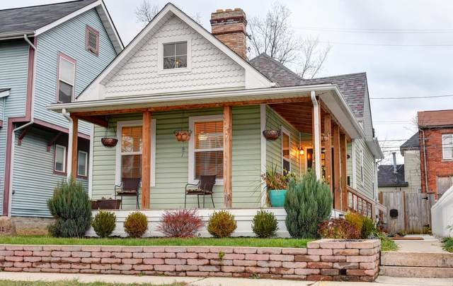 450 Linwood Avenue, Columbus, OH 43205 (MLS #220044001) :: Susanne Casey & Associates