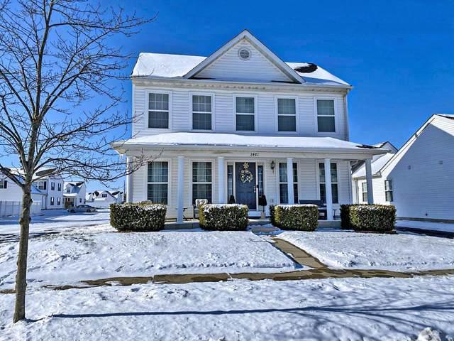 2481 Hotchkiss Street, Grove City, OH 43123 (MLS #220044066) :: Susanne Casey & Associates