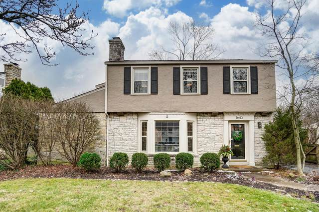 1643 Barrington Road, Upper Arlington, OH 43221 (MLS #220044085) :: Signature Real Estate