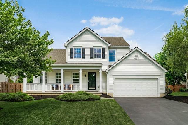 1456 Great Hunter Drive, Grove City, OH 43123 (MLS #220044183) :: Core Ohio Realty Advisors