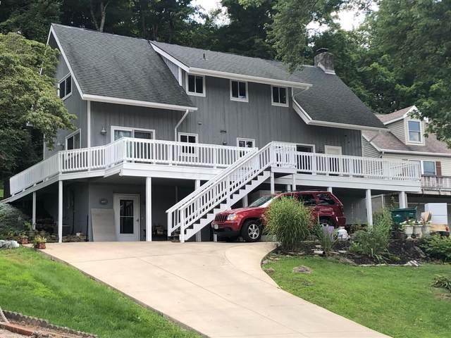 459 Baldwin Drive, Howard, OH 43028 (MLS #220044184) :: Angel Oak Group