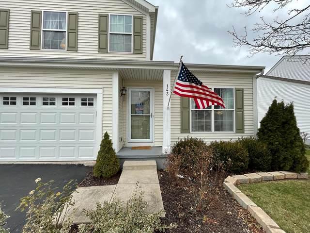143 White Elm Drive, Delaware, OH 43015 (MLS #220044189) :: RE/MAX Metro Plus