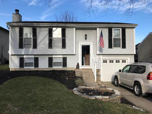 346 Gosfield Gate Road, Westerville, OH 43081 (MLS #220044200) :: Core Ohio Realty Advisors