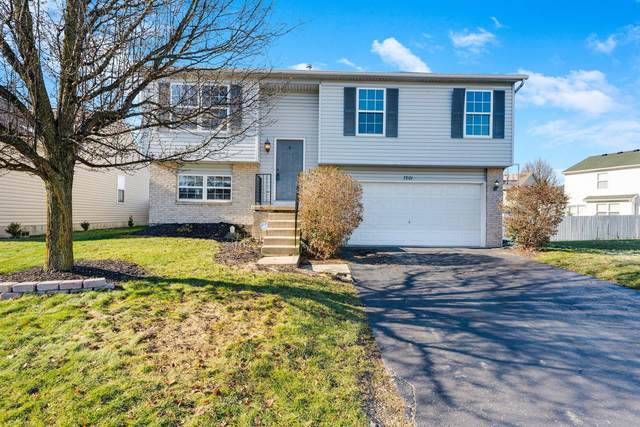7801 Fairfax Loop Drive, Blacklick, OH 43004 (MLS #220044203) :: 3 Degrees Realty