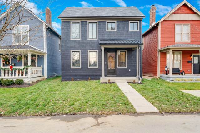 286 E 4th Avenue, Columbus, OH 43201 (MLS #220044242) :: Core Ohio Realty Advisors