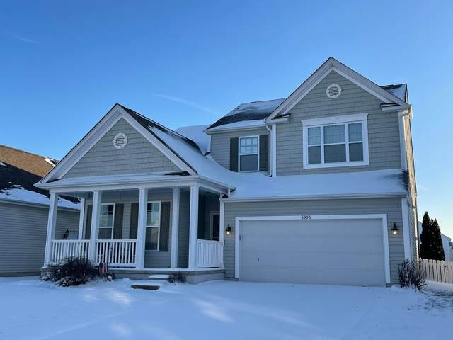 5993 Oswald Street, Westerville, OH 43081 (MLS #220044254) :: Berkshire Hathaway HomeServices Crager Tobin Real Estate