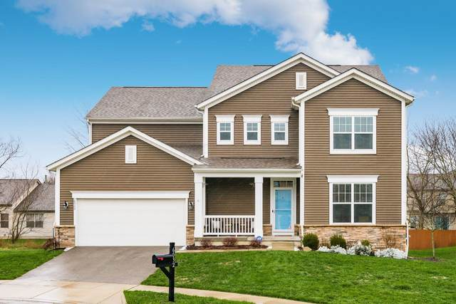 6032 Glade Run Court, Hilliard, OH 43026 (MLS #221000007) :: RE/MAX Metro Plus