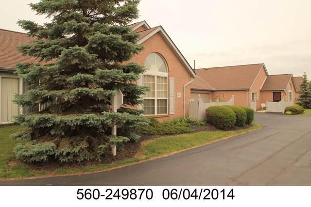 4971 Meadow Run Drive, Hilliard, OH 43026 (MLS #221000016) :: Signature Real Estate