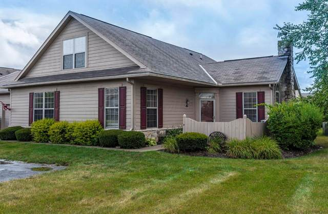 3660 Niblick Place, Powell, OH 43065 (MLS #221000021) :: Sam Miller Team