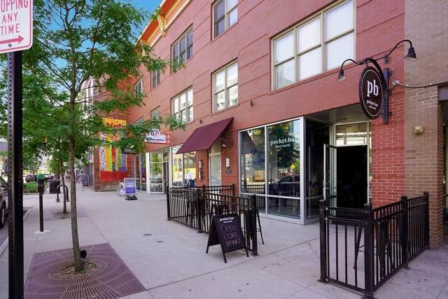 767 N High Street #206, Columbus, OH 43215 (MLS #221000022) :: RE/MAX Metro Plus