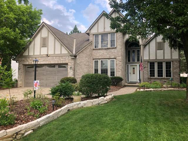 380 Windemere Drive, Westerville, OH 43082 (MLS #221000029) :: CARLETON REALTY