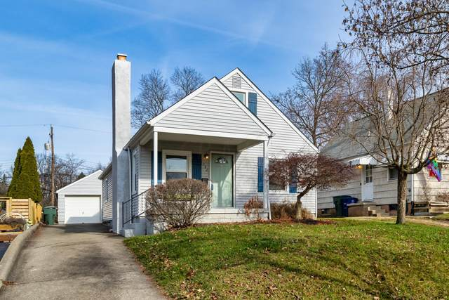132 Chase Road, Columbus, OH 43214 (MLS #221000063) :: 3 Degrees Realty