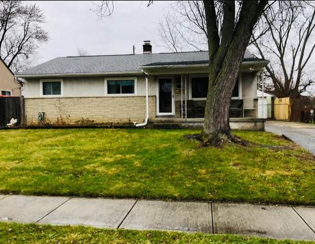 4366 Beechgrove Drive, Grove City, OH 43123 (MLS #221000066) :: CARLETON REALTY