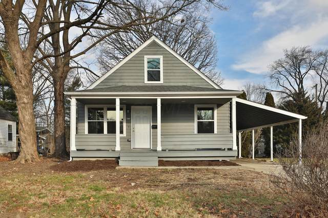 494 Chase Road, Columbus, OH 43214 (MLS #221000096) :: Berkshire Hathaway HomeServices Crager Tobin Real Estate