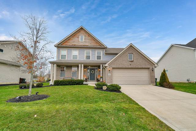 6181 Dietz Drive, Canal Winchester, OH 43110 (MLS #221000100) :: 3 Degrees Realty
