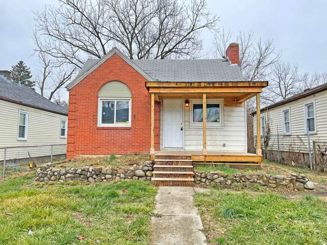 1004 E 18th Avenue, Columbus, OH 43211 (MLS #221000105) :: Berkshire Hathaway HomeServices Crager Tobin Real Estate