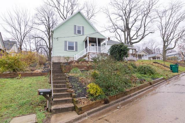 20 Cottage Street, Mount Vernon, OH 43050 (MLS #221000190) :: Sam Miller Team
