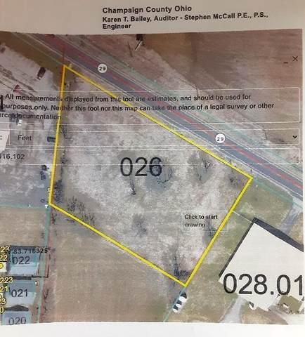 1501 E State Route 29, Urbana, OH 43078 (MLS #221000195) :: Core Ohio Realty Advisors