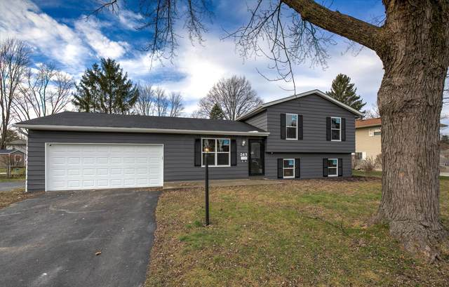 265 Broken Arrow Road, Gahanna, OH 43230 (MLS #221000197) :: The Jeff and Neal Team | Nth Degree Realty