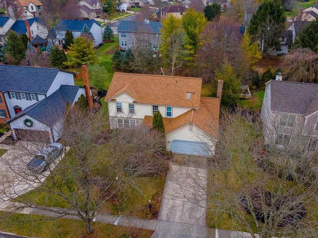 5751 Sells Mill Drive, Dublin, OH 43017 (MLS #221000215) :: Berkshire Hathaway HomeServices Crager Tobin Real Estate