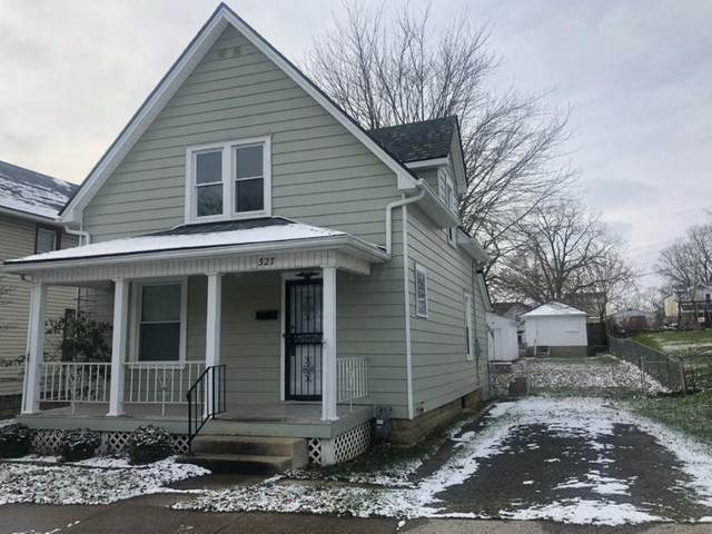 327 S Greenmount Avenue, Springfield, OH 45505 (MLS #221000217) :: The Jeff and Neal Team | Nth Degree Realty