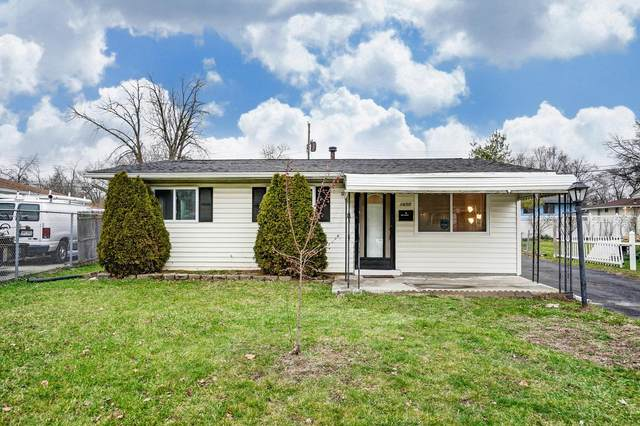 1650 Page Road, Columbus, OH 43207 (MLS #221000240) :: Core Ohio Realty Advisors