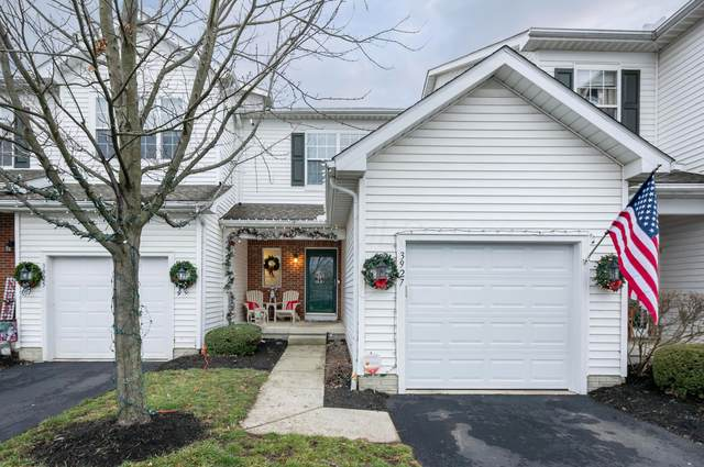 3927 Hill Park Road, Hilliard, OH 43026 (MLS #221000246) :: Greg & Desiree Goodrich | Brokered by Exp