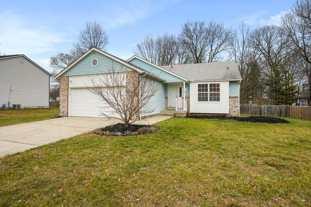 644 Gahanna Highlands Drive, Gahanna, OH 43230 (MLS #221000307) :: The Jeff and Neal Team | Nth Degree Realty