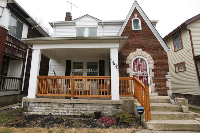 1190 Wilson Avenue, Columbus, OH 43206 (MLS #221000313) :: 3 Degrees Realty