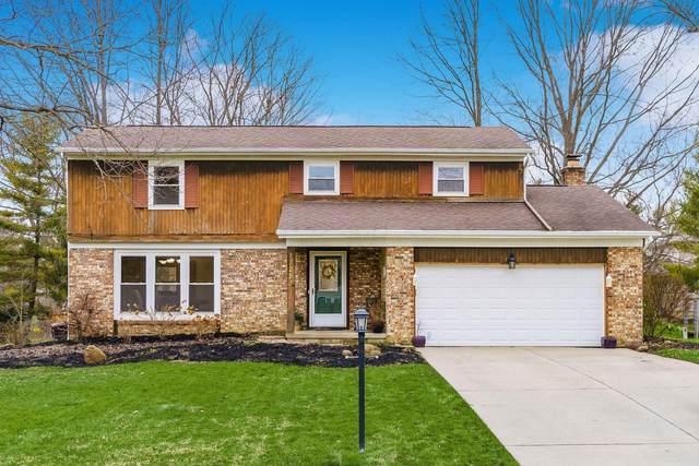13253 Rustic Drive, Pickerington, OH 43147 (MLS #221000376) :: Core Ohio Realty Advisors
