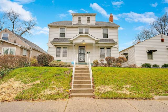 981 Fairwood Avenue, Columbus, OH 43206 (MLS #221000410) :: Greg & Desiree Goodrich | Brokered by Exp