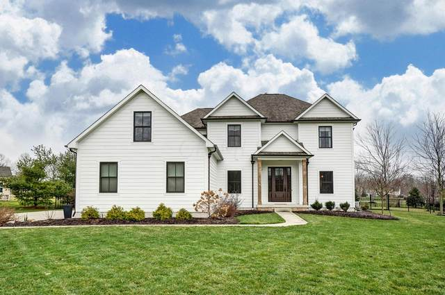 5710 Fox Chase Trail, Galena, OH 43021 (MLS #221000423) :: Berkshire Hathaway HomeServices Crager Tobin Real Estate