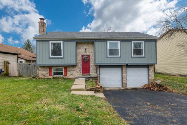 6349 Fence Row Lane, Canal Winchester, OH 43110 (MLS #221000424) :: Core Ohio Realty Advisors