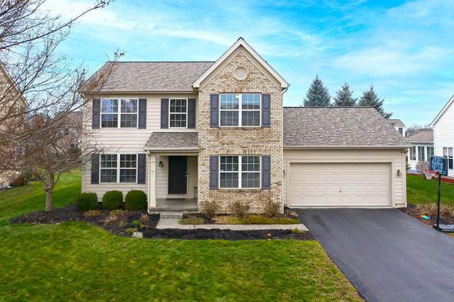3165 Echo Park Drive, Hilliard, OH 43026 (MLS #221000426) :: 3 Degrees Realty