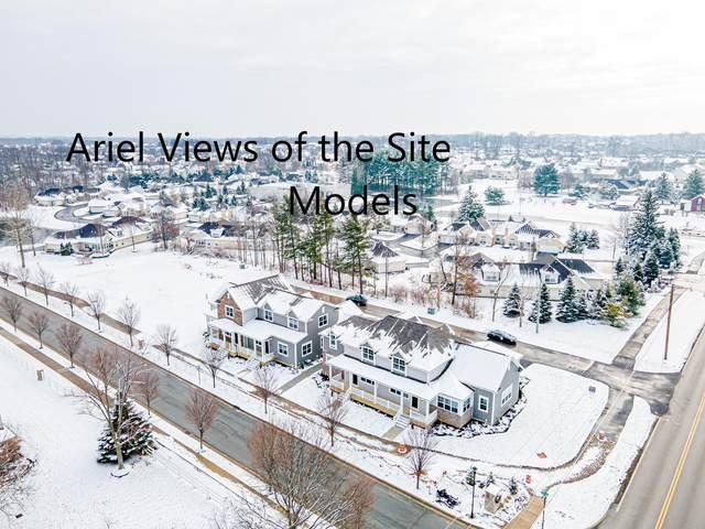 10337 Sawmill Road, Powell, OH 43065 (MLS #221000429) :: RE/MAX Metro Plus